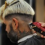 Insane Barber Skills on Handsome Male Model | ODPHADEZ