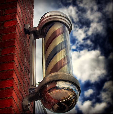 History of the Barber Shop