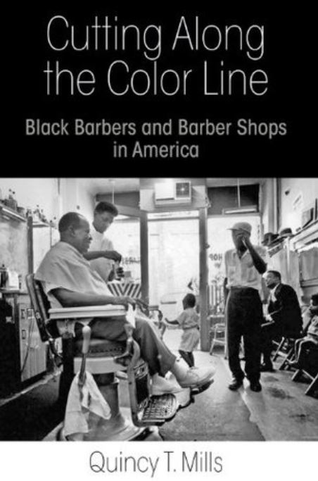 history of barbershops